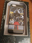 Disney Store Star Wars I-phone 6 Clip Case, New in unopened package, front/back