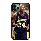 New KOBE BRYANT 24 LA LAKERS_3 For iPhone 6/6S 7/8 Plus X/XS Max XR Case Cover