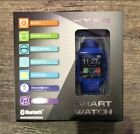 Hype Bluetooth Smart Watch for IOS and Android - Blue (Model HY-WTCH-BT-BLU)