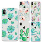 Case For Iphone For Samsung For Huawei 5S/X/P9/S8 Cover Shockproof Silicone Soft