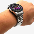 SAMSUNG Galaxy Watch 46mm CABONA Metal Strap Band For Curved Bracelet Metal Band