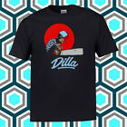 J Dilla American Record Producer and Rapper Black T-Shirt Size S M L XL 2XL 3XL image