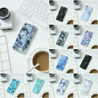 XR Case MAX iPhone Marble Silicone Pattern Soft TPU Cover X Phone For 7P XS
