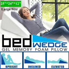 US Memory Foam Support Pillow Body Positioner Elevate Lumbar Neck Back Support image