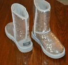 UGG Australia  3161 Classic Short Sparkle Women's Sequin Boots SZ 7 - WORN ONCE!