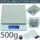 Mini Small Digital Scale Pocket Weight Jewelry Gold Weed Gram Balance Travel