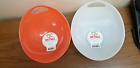 WETNoZ 5-Cup 1.1L Scoop Pet Dog Cat Dish Bowl - White or Orange