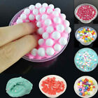 Fluffy Foam Beads Slime Putty Plasticine Clay Mud Sludge Stress Relief Toy Beamy
