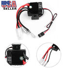 1:10 Brushed 60A Electronic Speed Controller ESC for 4WD RC Car Truck US Stock