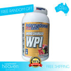International Protein Amino Charged WPI 1.25kg Whey Protein Isolate Powder