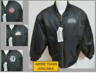 NEW Sz S-3XL Black Full Zip Up NBA Quilted Lining MEN Polyester #33S Coat Jacket on eBay