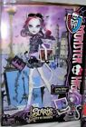 MONSTER HIGH SCARIS CITY OF FRIGHTS COLLECTION OF SIX DOLLS