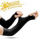Men Women Kids Sunblock Protective Arm Sleeve for Running  Golf  Cycling Driving