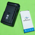 6670mAh EB-BN915 Battery or Universal Charger For Samsung Galaxy Note Edge N915T