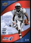 2013 Upper Deck USA Football Base Singles (Pick Your Cards)