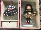 Ginny Doll  Brunette with Wardrobe with 80's Vogue outfits