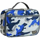 Kids Lunch box Insulated Soft Bag Mini Cooler Thermal Meal Tote Kit with Handle