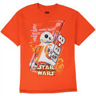 Star Wars BB-8 Boys Star Wars T-Shirt $10.22 USD on eBay