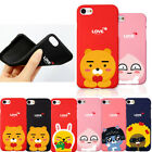 Kakao Friends Love Soft Jelly Case for Apple iPhone XS Max/XR XS X 8 8 Plus 7 6s