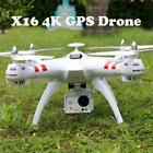 Four-axis turned on-definition camera X16 4K camera RC Helicopter FPV Quadcopter Brus