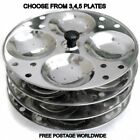 Idli Stand Maker 100% Stainless Steel Idli Cooker Stand Kitchen Appliances photo