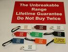 Luggage And Bag Tags In Various Colours And Unbreakable