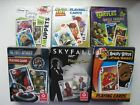 ANGRY BIRDS, NINJA TURTLES, SKYFALL, FIRST AVENGER, MUPPETS, TOY STORY CARDS £3.0 GBP on eBay