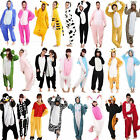 Unisex Adult Animal Onesie10 Anime Cosplay Pyjamas Kigurumi Fancy Dress Costume