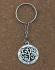 """MOM Key Chain Engraved """"You are the Heart of our Family"""" New Mom"""