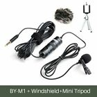 Microphone Camera Video Smatphone Dslr Mic Omni Directional Recording Condenser
