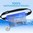 Waterproof Underwater Pouch Dry Bag Case Cover Beach for Cell Phone Touchscreen