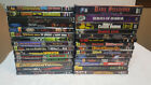 (29) LOT DVD MOVIES ALL HORROR / 13 SINGLES ~ 12 DOUBLES ~ 4 MILTI MOVIES / VG+