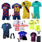 Soccer Football Outfit Kids Adult Club Jersey Strips Sports Training Custom Suit