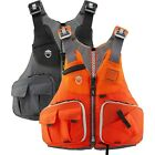 NRS Raku Fishing PFD Type III Life Jacket Ventilated Thin-Back Kayak Boat Seat