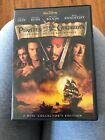 Pirates Of The Carribbean Dvd 2-disc Collector's Edition
