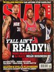 2008 Nba Slam Magazine Rare Gem Mint Rookie Issue Chicago Bulls Derick Rose Mayo