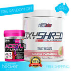 EHPLabs OxyShred 60Serve Thermogenic Weight Fat Loss/Free Acetyl L-Carnitine