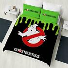Ghostbusters Glow in the Dark Single/Double Duvet Cover Reversible Bedding