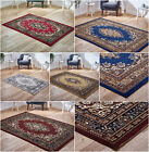 New Traditional Alpha Oriental Classic Budget Area Rugs Runners Free Uk Delivery