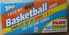 25-Yr.Old*Factory Sealed*Topps 1992-93 NBA Baketball Cards-Complete Set