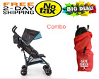 Kid Baby Lightweight Stroller Convenient Summer Infant 3D Mini Convenience Strol