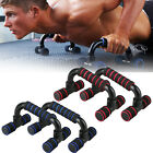 1Pair Press Stand Bars Pull Handle Exercise Training Pushup Chest Arms Gym