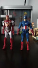 Iron MEN Captain America Marvel Avangers super heroes collection toy for kids