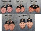 Houston Astros Morton, Devenski, Harris, Fisher, McHugh Earrings on Ebay