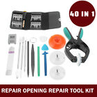 40Pcs/Set Phone Screen Repair Open Screwdrivers Tools For iPhone Android PC