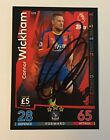 New Match Attax EXTRA 18-19 Card Signed Connor Wickham Crystal Palace..