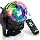 RGB DJ Disco Stage Light Remote Control LED Ball Laser Projector Lamp KTV Party cheap