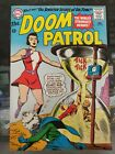 Doom Patrol # 92 Silver Age Comic Book 1964 First Appearance of Dr. Tyme