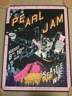 PEARL JAM SEATTLE HOME SHOWS 2018 POSTER: FAILE SOLD OUT SHOW EDITION. DB Cooper