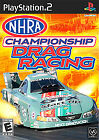 NHRA Championship Drag Racing Sony PlayStation 2, 2005 game only